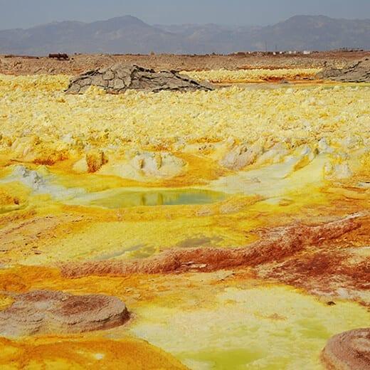 Desierto del Danakil | Viajes Planeta Azul